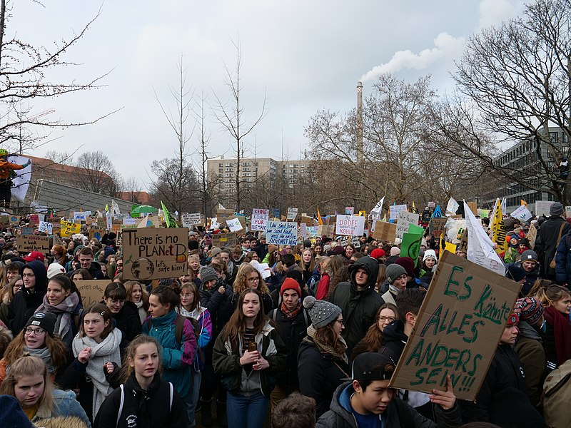 HOW TO DEAL WITH A CLIMATE EMERGENCY – IN ADMIRATION OF THE CLIMATE STRIKERS.