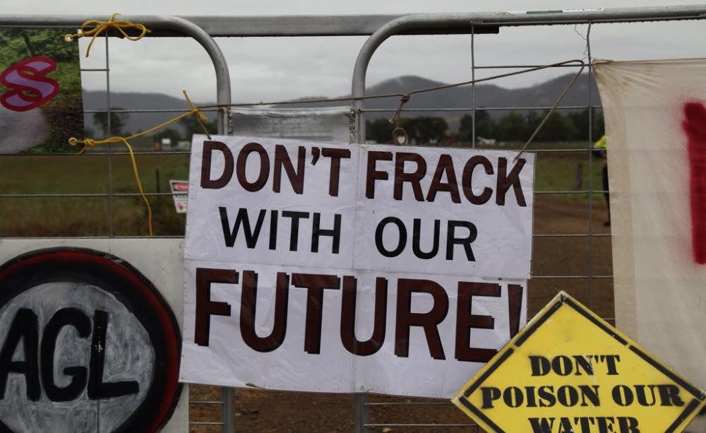 Is this the end of fracking? – LBC