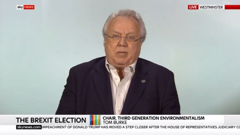 Will the conservative government act on Climate Change? – Sky News