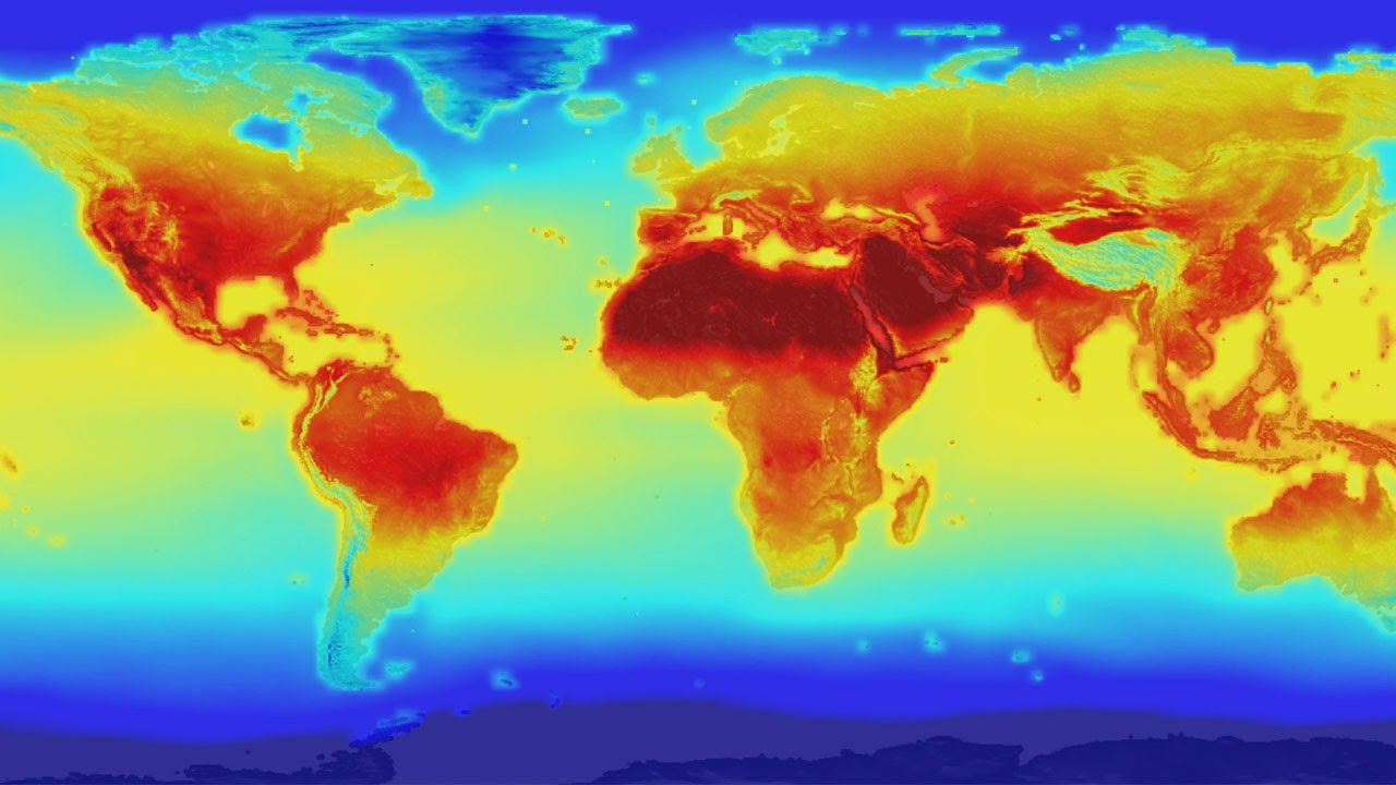 The warmest decade on record, and the second or third warmest year ever – LBC